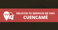 telefono radio taxi Cuencamé