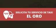radio taxi El Oro