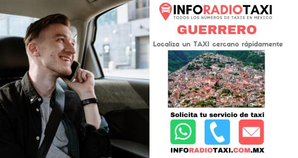 radio taxi Guerrero
