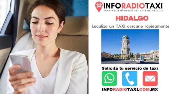 radio taxi Hidalgo