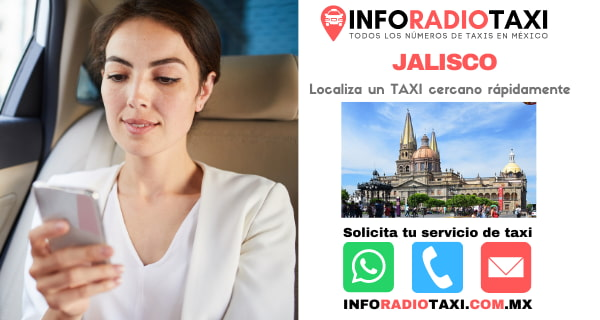 radio taxi Jalisco