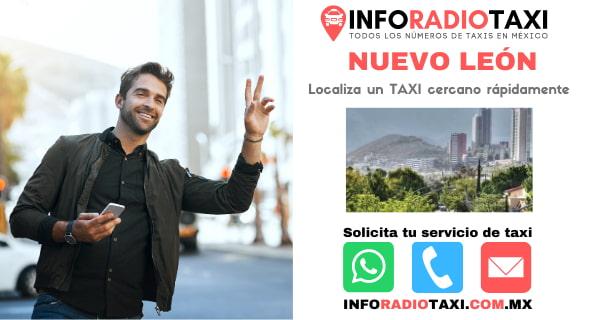 radio taxi Nuevo León
