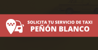 radio taxi Peñón Blanco
