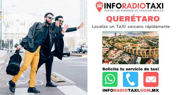 radio taxi Querétaro
