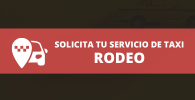 radio taxi Rodeo