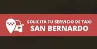 radio taxi San Bernardo