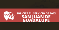 radio taxi San Juan de Guadalupe
