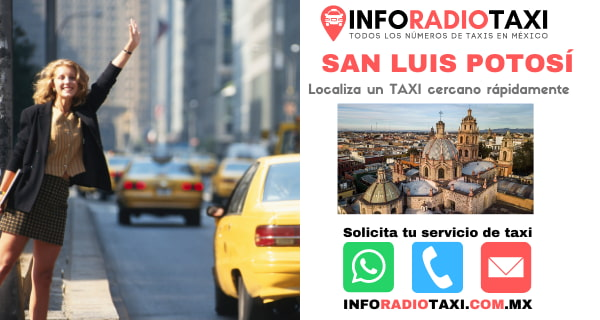 radio taxi San Luis Potosí