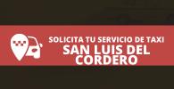 radio taxi San Luis del Cordero