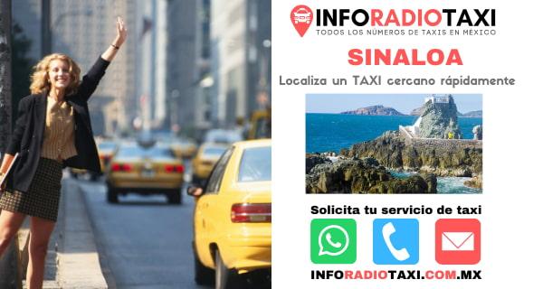 radio taxi Sinaloa