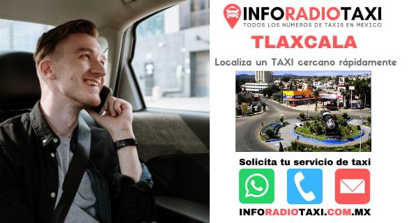 radio taxi Tlaxcala