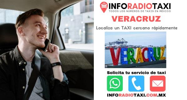 radio taxi Veracruz