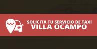 radio taxi Villa Ocampo
