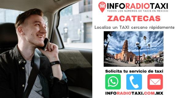 radio taxi Zacatecas