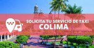 telefono radio taxi Colima