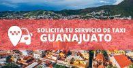 telefono radio taxi Guanajuato