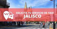 telefono radio taxi Jalisco