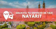 telefono radio taxi Nayarit