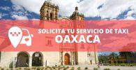 telefono radio taxi Oaxaca