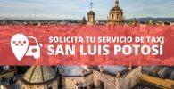 telefono radio taxi San Luis Potosí