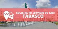 telefono radio taxi Tabasco