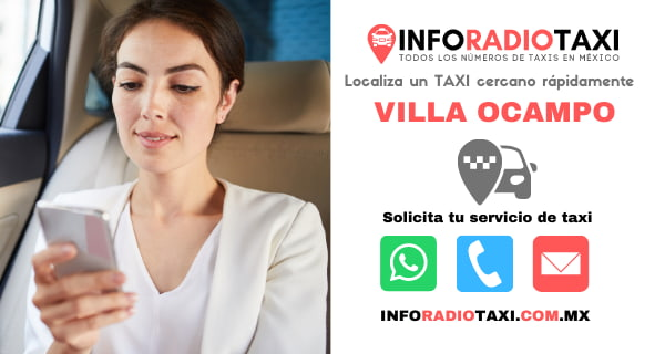 telefono radio taxi Nombre de Dios