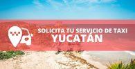 telefono radio taxi Yucatán