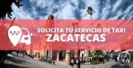 telefono radio taxi Zacatecas