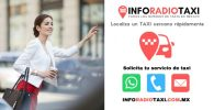 radio taxi en Halachó